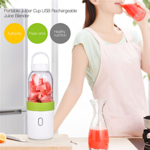 Electric Fruit Juicer Cup USB Rechargeable