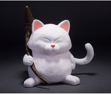 Anime Cartoon Dragon Ball Cat Karin PVC Action Figure Collectible Model Toy Doll 16CM KT265