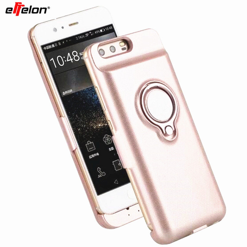 Effelon 6000 mAh <font><b>Battery</b></font> <font><b>Case</b></font> For <font><b>Huawei</b></font> <font><b>P10</b></font> External Charger <font><b>Case</b></font> Cover For <font><b>Huawei</b></font> <font><b>P10</b></font> Backup Power Bank Funda With Hold image
