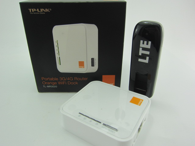 ( bundle sell)TP-LINK TL-MR3020 Portable +ZTE MF821 100Mbps 4G LTE FDD Modem