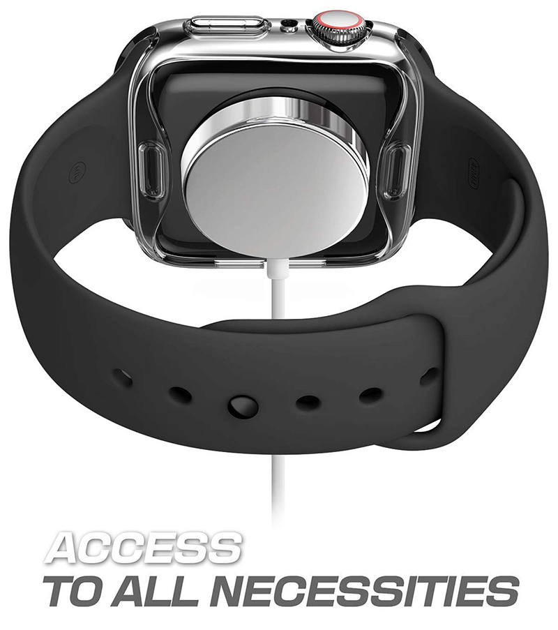 Transparent Case for Apple Watch 27