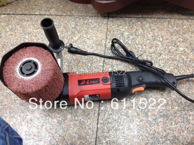 1200w good quality grind tools at good price with one wheel free for stainless polishing and get shining surface