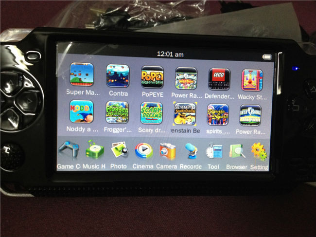 PSP Game Console (14)