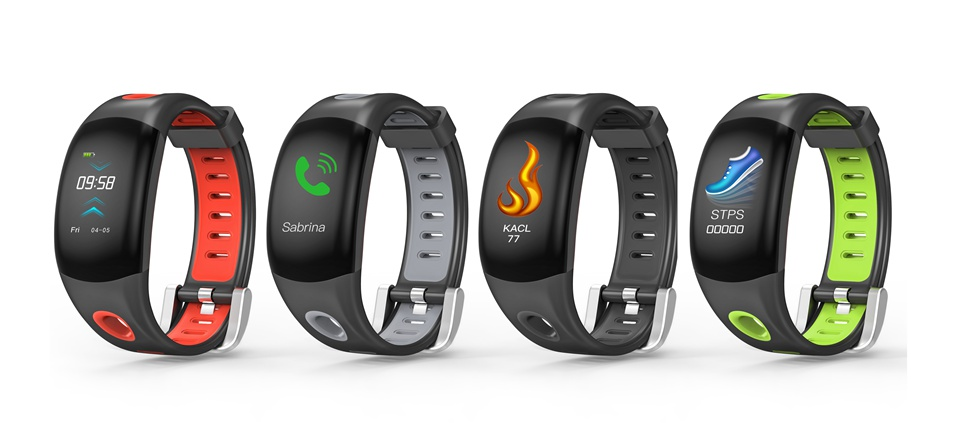 Fitness Bracelet with Activity Tracker 2