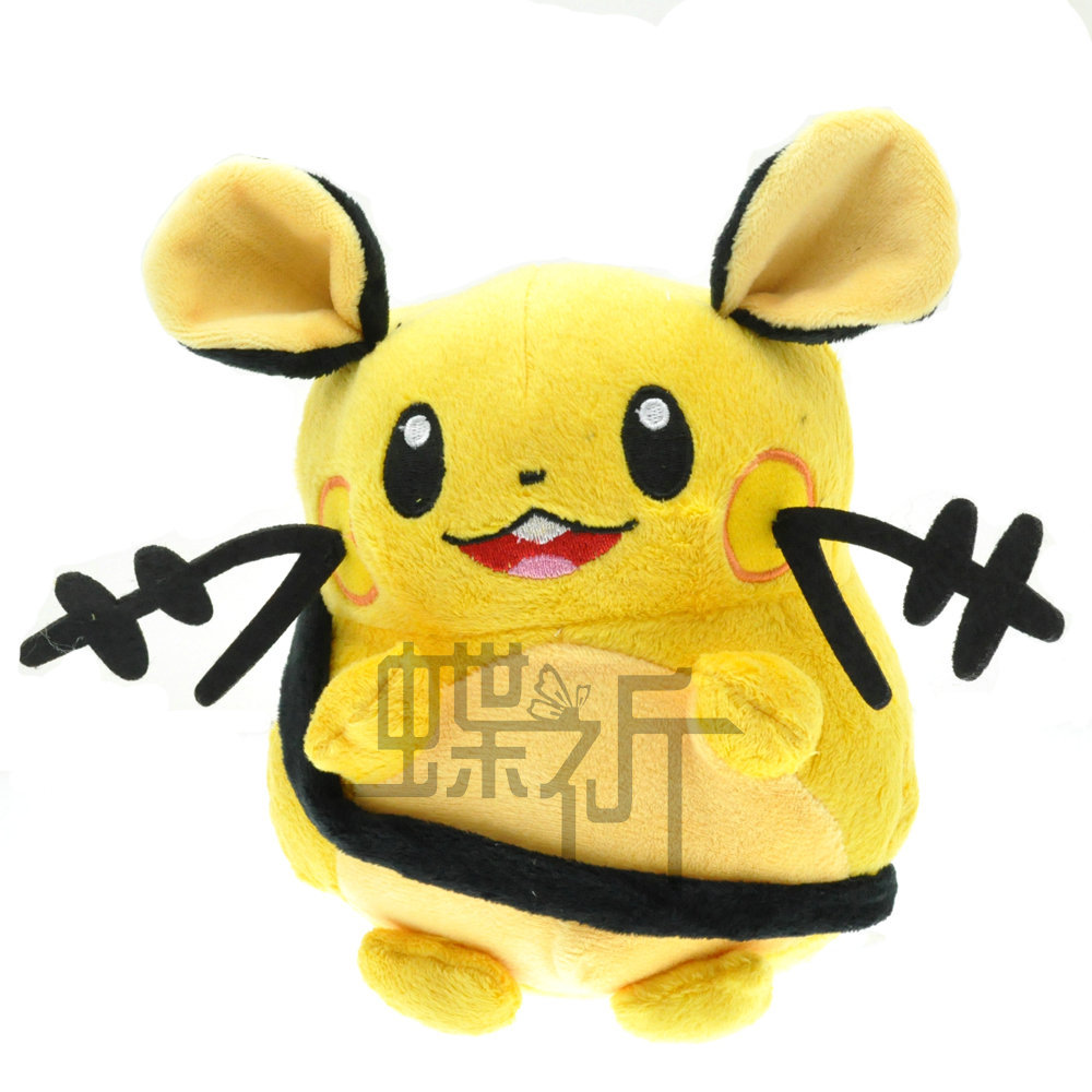 free drop shipping 1pcs lot newest hot sales Pokemon cartoon plush doll toy electric hamster 15cm