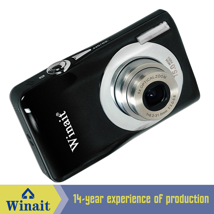 ФОТО  Digital  Camera with electronic image stabilization   4/3inches sensor size