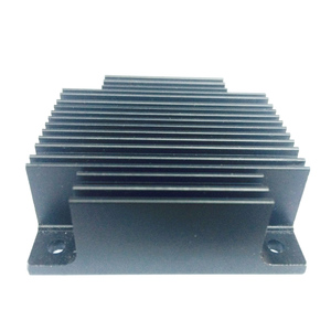Image 4 - 2 個 50 × 50 × 18 ミリメートルコンピュータブラックアルミヒートシンクラジエーター電子チップled ramクーラー冷却アクセサリーYL 0005