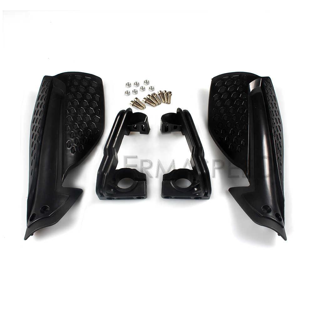 زوج من واقي اليد للدراجات النارية 22 مللي متر 7/8 بوصة واقي يد بلاستيك ABS 11 لون لـ KTM KTM SX EXC XCW SMR موتوكروس Hanguards