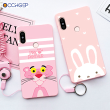 New for xiaomi redmi note 5 64G case 3D relief cute cartoon silicone protective soft cover for xiaomi redmi note 5 pro 5.99
