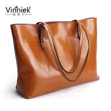 100 Genuine Leather Large Women Bag Designer Handbags High Quality Fashion Female Shoulder Bag Luxury Famous