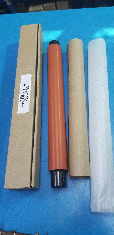 Rouleau de fusion supérieur pour Sharp MX 550 620 623 700 753