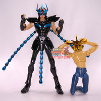 CS Overspeed Model Saint Seiya Cloth Myth Bronze Cloth Dark Phoenix Ikki Action Figure