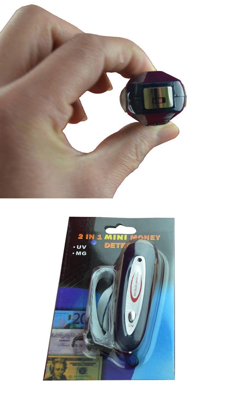 10 pçs lote Mini Dinheiro Falso Detector