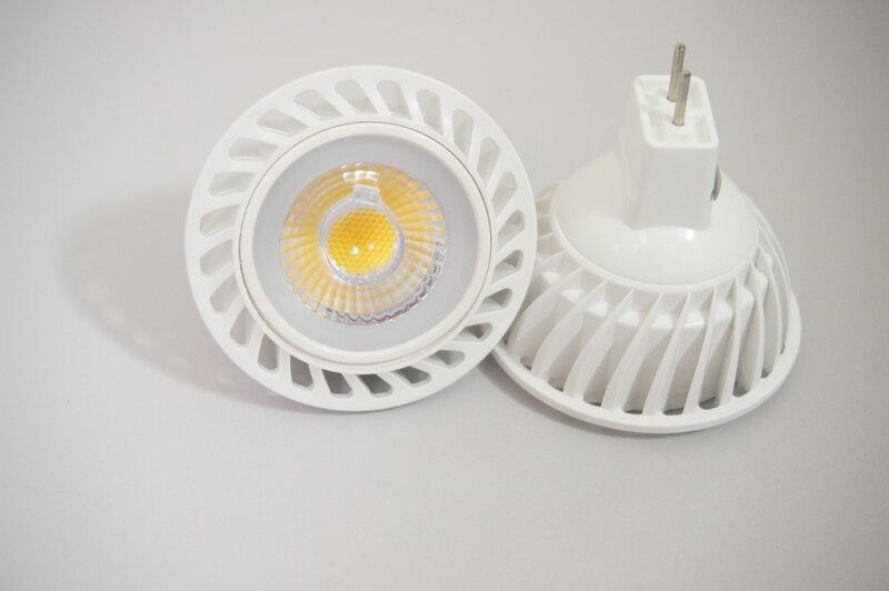 Dimmbare mr16 lampada led glühbirne 12 v gu5.3 lampe led strahler gu
