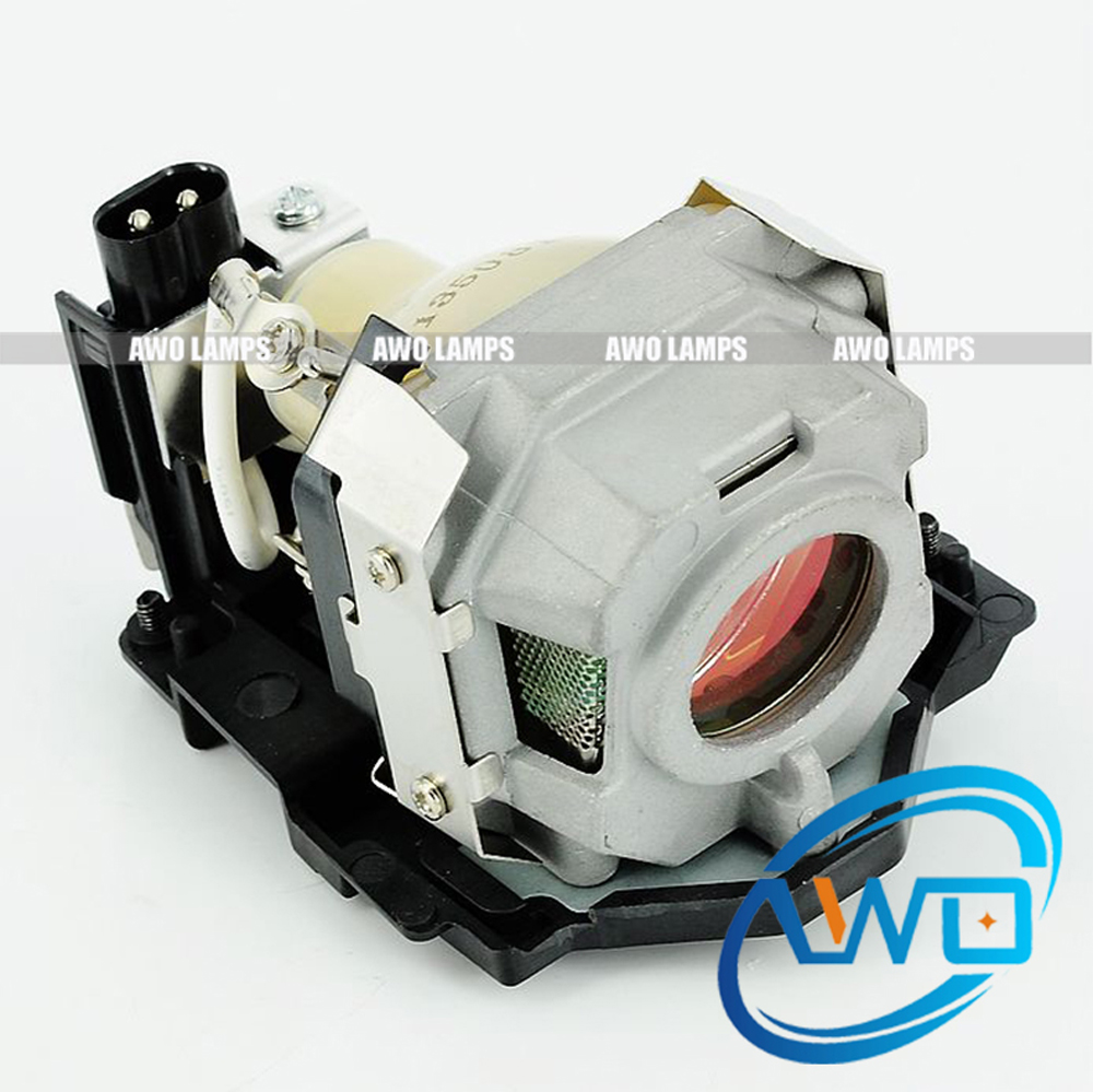 Free Shipping AWO LT35LP Original Projector Lamp for NEC LT35 Projector Bulb with Housing 150 Day Warranty free shipping original lamp with housing np19lp for nec u250x u260w