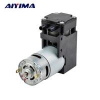 DC12V Vacuum Pump Negative Pressure Suction Absorption Pump Piston Pump 42L Min 80kpa