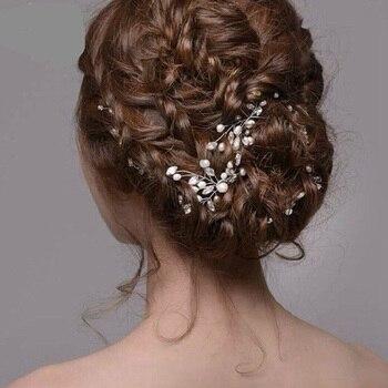 2 pièces épingles à cheveux de mariée