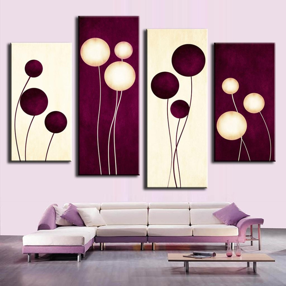Cheap Abstract Wall Art online get cheap abstract circles wall art -aliexpress