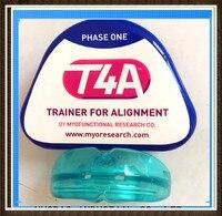 1 pieces Simple Pratical T4A Teeth Orthodontic Trainer Dental Braces Mouthpieces Appliance