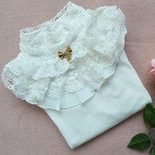 Sous-Vêtements thermiques Pour Enfants Automne/Hiver Filles Thermique Sous-Vêtements Long-Douille Plus Le Velours Épais 100% Coton Dentelle Princesse