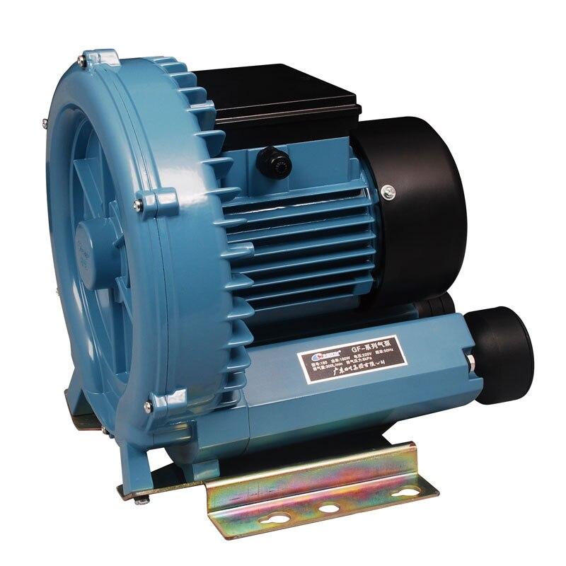 180W 540L/min RESUN GF 180C High Pressure Electrical Turbo Air Blower Aquarium Seafood Air Compressor Koi Pond Air Aerator Pump