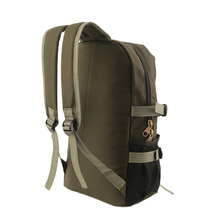 Unisex Backpack Vintage Canvas Rucksack Preppy School Shoulder Travel Satchel M2