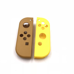 Image 2 - Green Yellow Limited Edition Plastic Right Left  Housing Shell Case Cover for Nintendo Switch NS NX Joy Con Controller