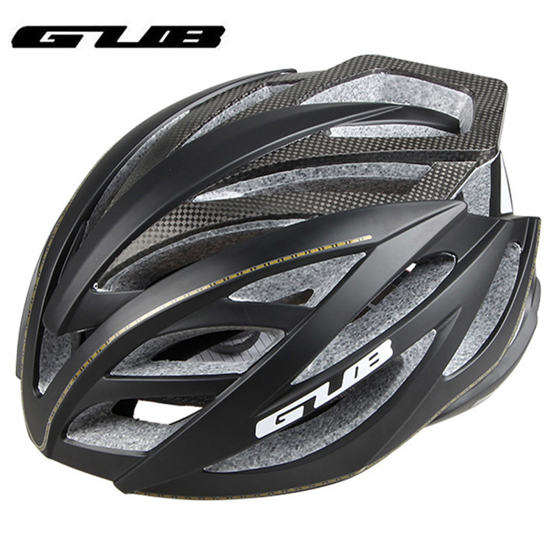 GUB SV9X Bicycle Helmet Integrally-molded Carbon Fiber Mountain Road Bike Riding Helmet Hat Cycling Equipment for Men Women basecamp integrally molded helmet bike bicycle helmet outdoor sport riding bike head protector cycling helmet riding accessories