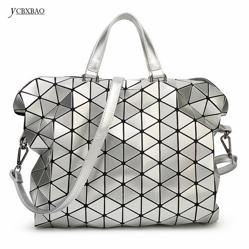 Famous Brand Women Diamond Lattice Briefcase Bao Bao Bag Lady Casual Plaid Bag Shoulder Bags Straps Totes Top-handle Shopper Bag