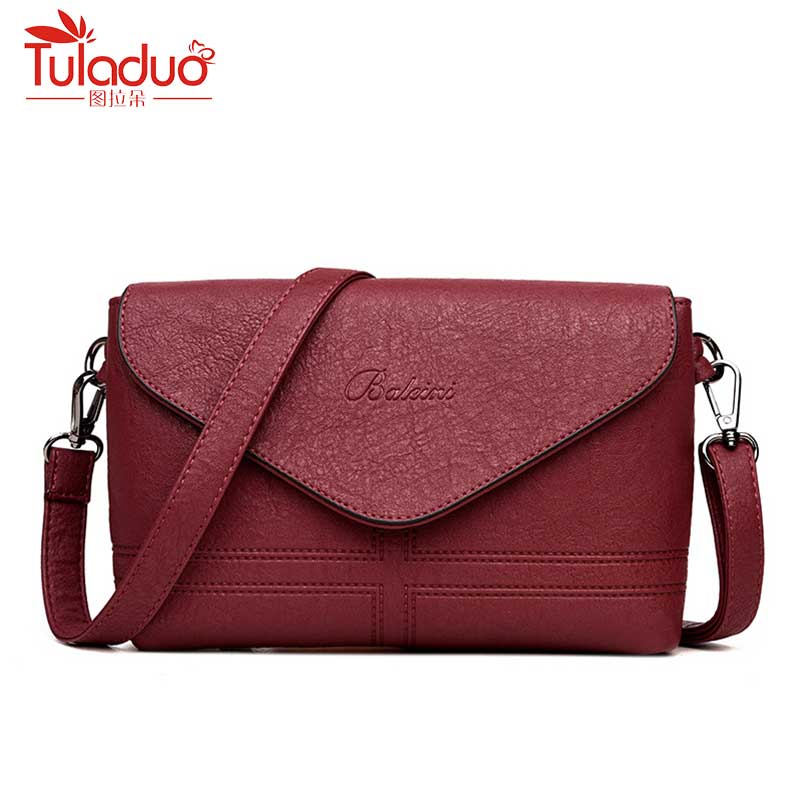 Fashion Women Messenger Bags Small High Quality Pu Leather Bags Red Female Tote Crossbody Bag For Women Bag Shoulder Sac a Main 2017 new simple mini women shoulder bag fashion chain messenger bags high quality pu leather cross body for lady small bag