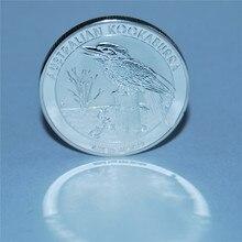 2016 sliver coins Australia kookaburra coin high quality copy, Mint, 1 oz 999 Sliver, DHL FREE SHIPPING