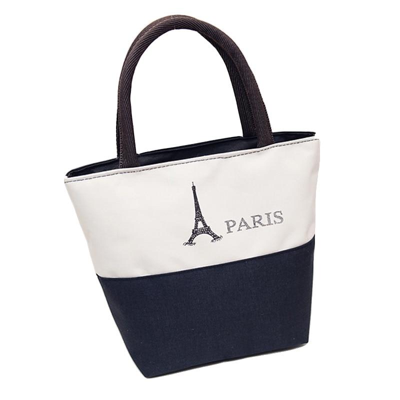 lona bolsas tote para mulheres Estilo : Fashion