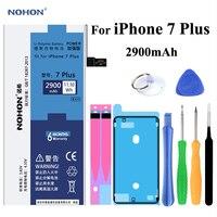 Original NOHON Battery For Apple IPhone 7 Plus I Phone 7Plus IPhone7 Plus Real Capacity 2900mAh