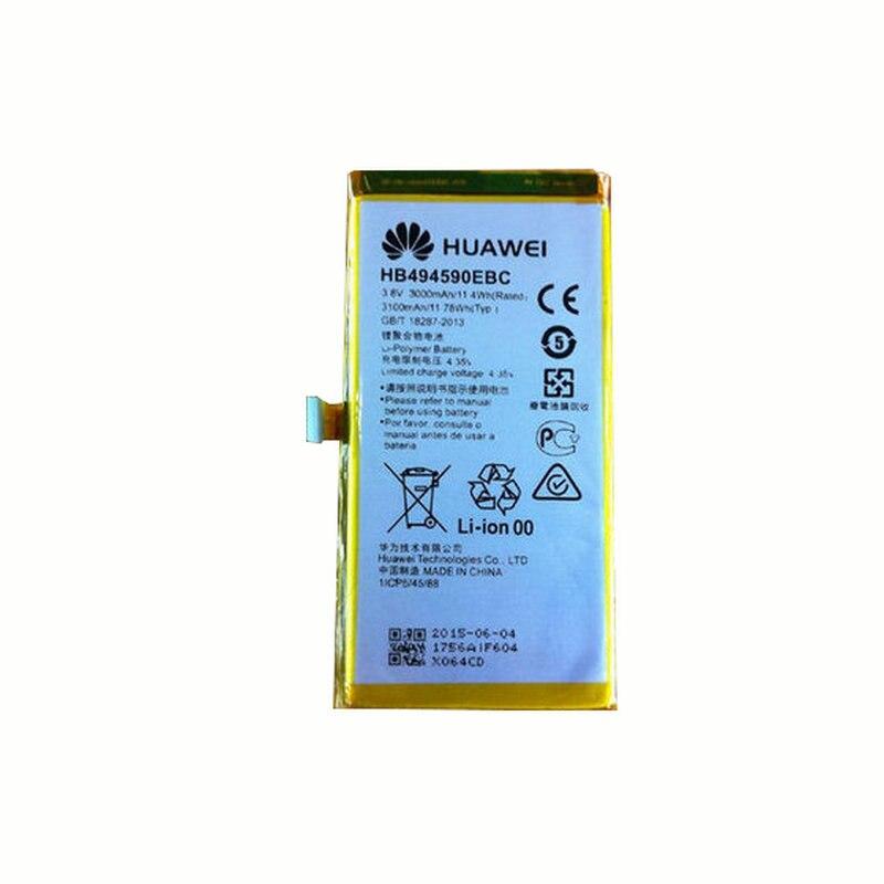 HB494590EBC 3080mAh Mobile Phone Battery For Huawei Honor 7 PLK TL01H PLK UL00 PLK AL10 Mobile