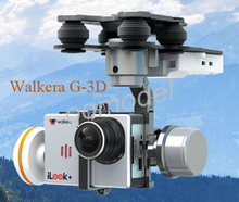 Walkera G-3D Brushless Gimbal for Gopro & iLook Camera Free Track Shipping