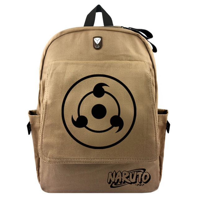 NARUTO BACKPACKS ( 2 DESIGN)