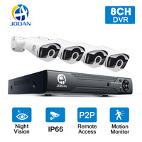 8CH CCTV System 960H HDMI CCTV DVR 4PCS Hd 700TVL Indoor Dome CCTV Camera 24 LEDs