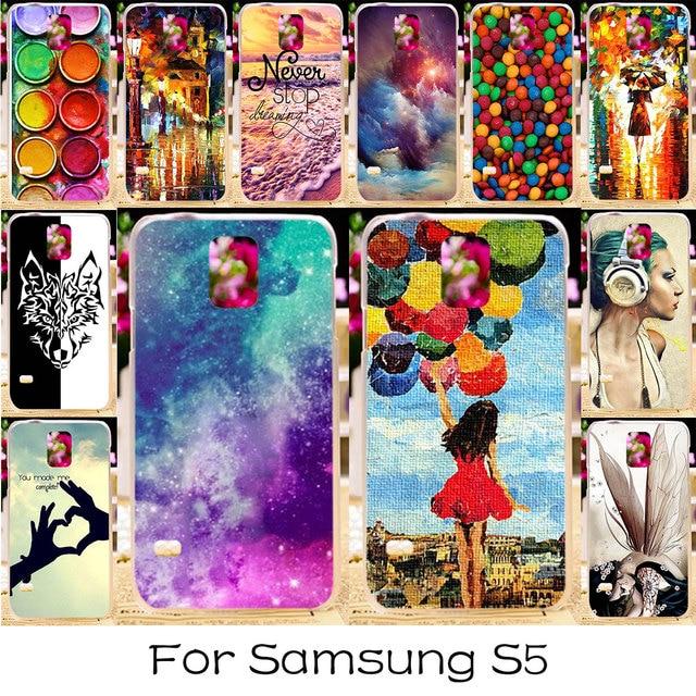 TAOYUNXI Silicone Plastic Case For Samsung Galaxy S5 SV I9600 G900 S5 Neo Bag Cover G900A G900T G903F SM-G900F SM-G900H  Cases