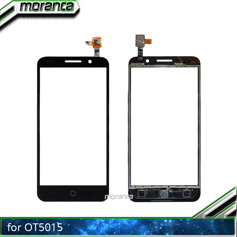 Touch Screen For Alcatel One Touch POP 3 5.0 5015D 5015A 5015X OT5015 5015 Digitizer Touch Panel Front Glass Lens Sensor Black