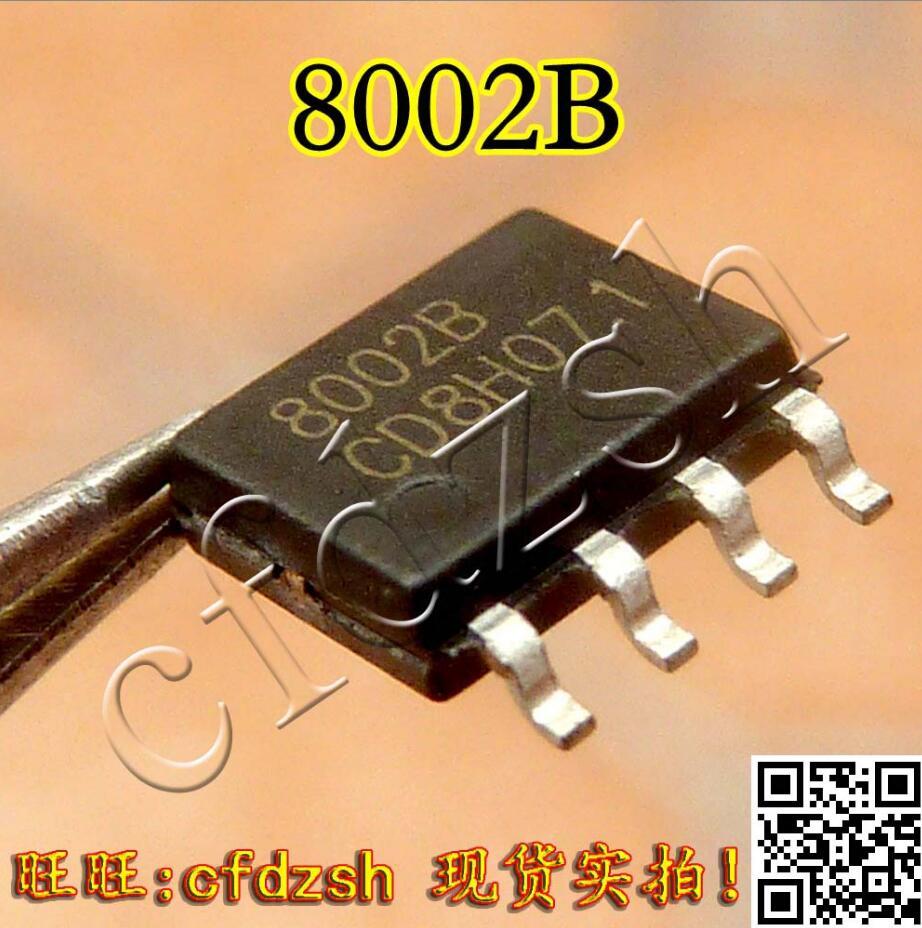 20pcs/lot CKE8002 8002B   SOP-8 Amplifier P Audio  Amplifier Original Authentic