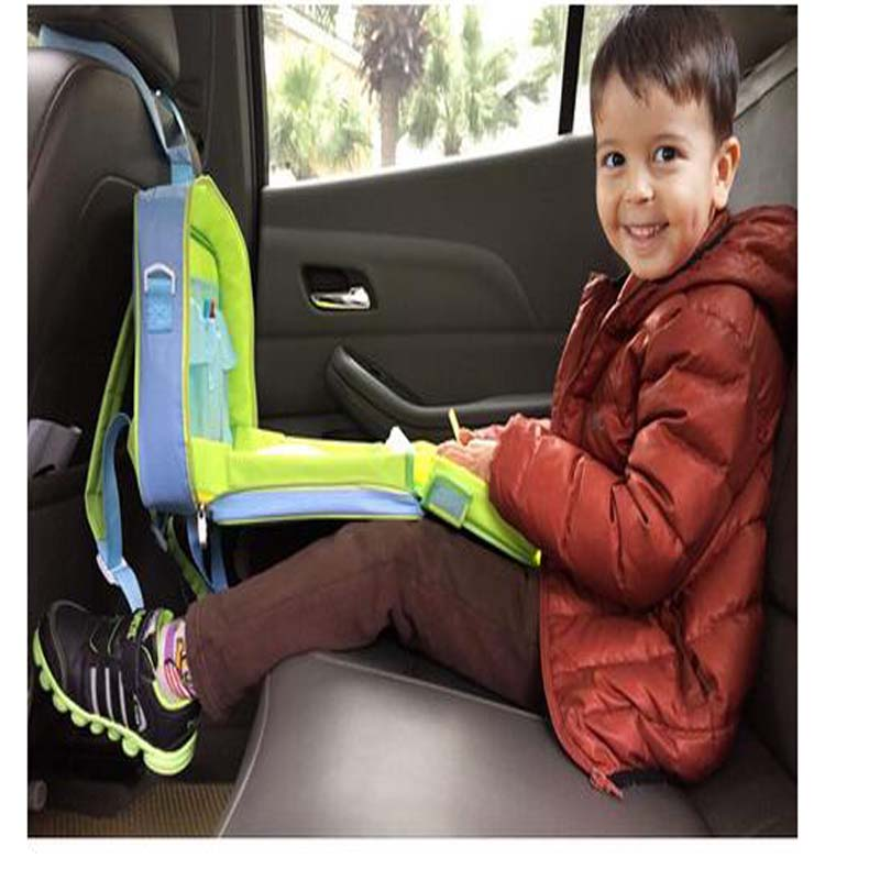 multifunctional kids car seat draw tray baby seat drawing bag portable painting toys children