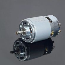 24V 775 Double-Shaft DC Motor DIY Accessories For Mini Lathe Table Saw Electric Saw Bench Cutting Machine Woodworking