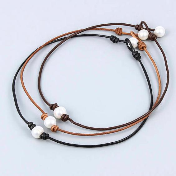 Aliexpress.com : Buy White Color Genuine Freshwater Pearl ...