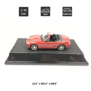 Image 2 - Hommat 1:43 Mazda MX 5 Chuyển Đổi Thể Thao Xe Ô Tô Mô Hình HợP Kim Đế Hít Đồ Chơi Xe Mô Hình Xe Ô Tô Collectable Bộ Sưu Tập Tặng Đồ Chơi Cho Bé Trai