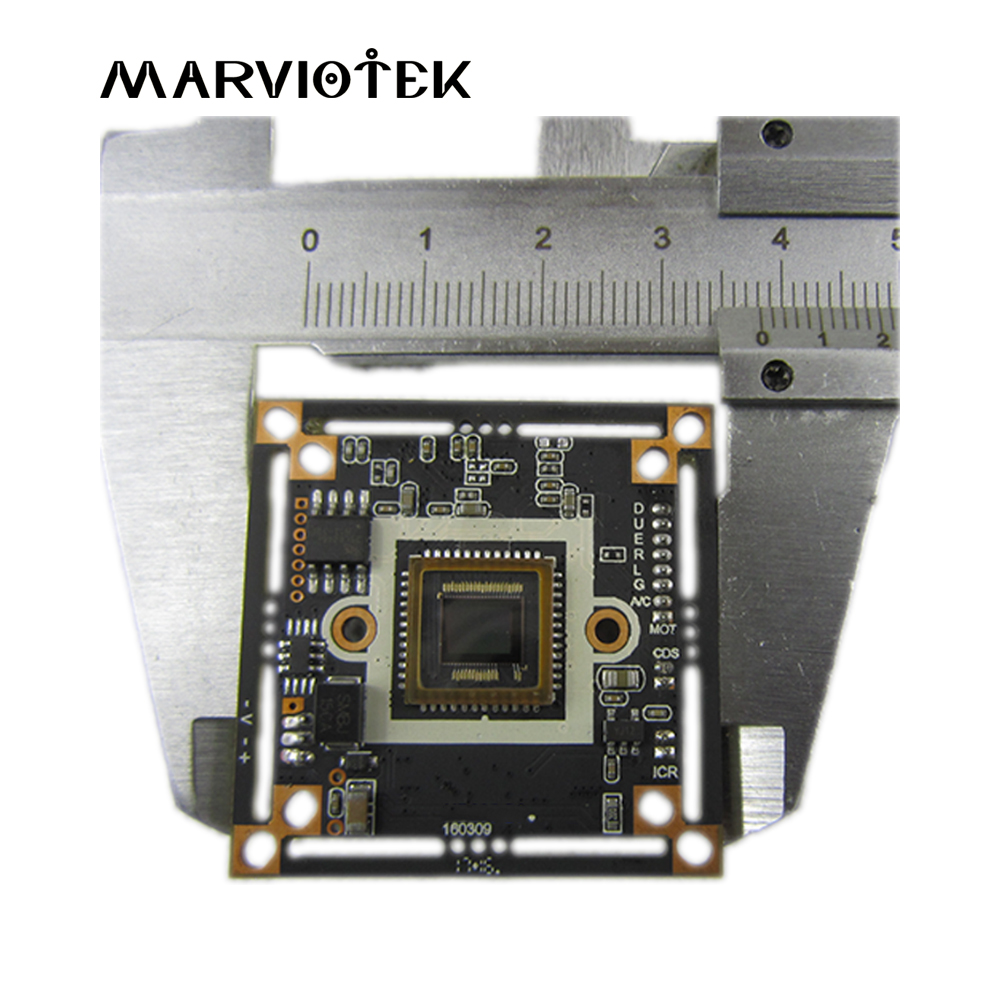 720P 960P 1080P AHD Camera Module Security Cam Module HD DIY Your Cctv Camera System, Camaras De Seguridad With OSD Port Parts