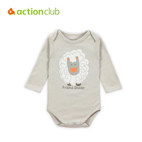 Cartoon Baby Bodysuit Baby Clothing For Girls Boys Romper Cotton Long Sleeve Newborn Infant Jumpsuits Underwear