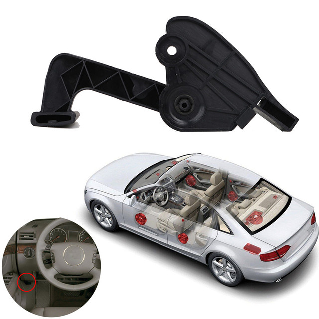 US $23 88 |Car Hood Latch Release Handle Genuine For Audi A4 8E B6 B7  Bonnet Release Handle Lever 8E1823533B01C //-in Hoods from Automobiles &