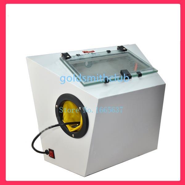 Portable Sand Blasting Machine Jewelry Small Sandblasting Machine Dental Tools