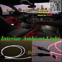 For Hyundai Sonata I45 Sonica Car Interior Ambient Light Panel Illumination For Car Inside Cool Strip