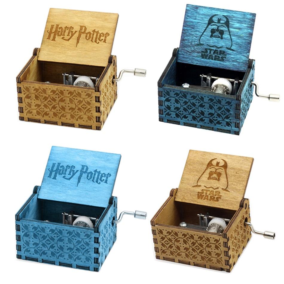 Harry Potter Music Box Star Wars Music Box Game of Thrones Music Theme Birthday Present